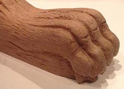 restored claw foot